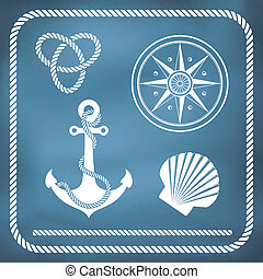 nautico, simboli