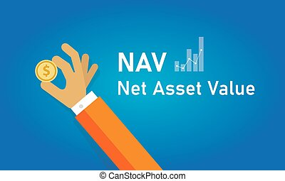 NAV Net Asset Value the net value of an entity and is ...