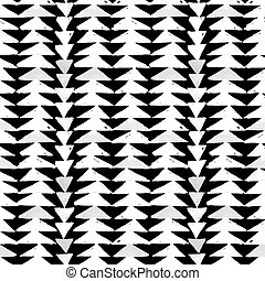 Navajo aztec textile inspiration seamless pattern. Native american indian tribal  hand drawn art.