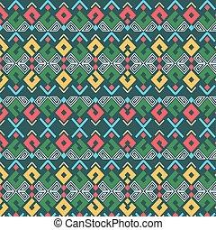 Navajo Vintage Pattern