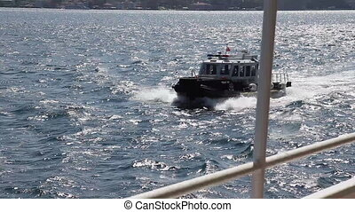 naval police - escort marine police, shoot Canon 5D Mark II