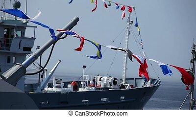 naval signal flags