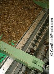 navare, växt, biogas