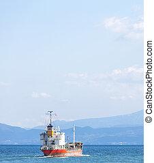 nave contenitore