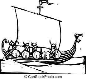 nave de viking