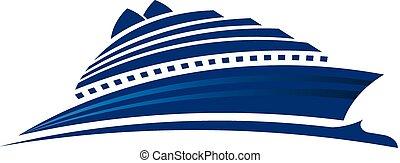 nave, velocità