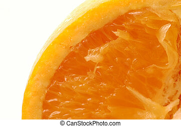 navel orange macro vertical - navel orange detail macro lens...