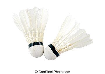 navette, badminton