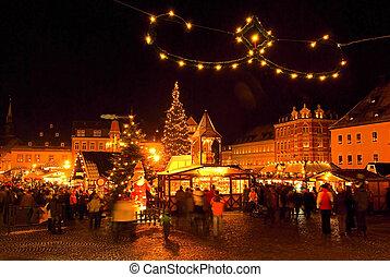 navidad, 04, mercado, annaberg-buchholz
