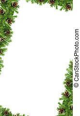 navidad, armazón