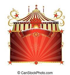 navidad, circo