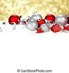 navidad, composición