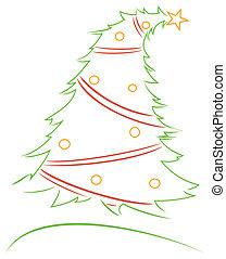 navidad, diseño