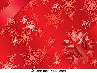 navidad, diseño, (illustration)