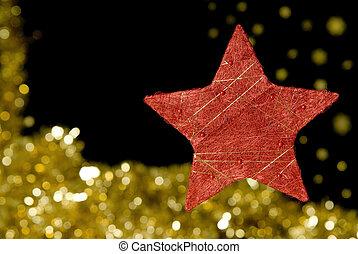 navidad, estrella
