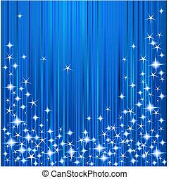 navidad, estrellas y rayas