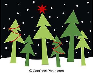 navidad feliz, alegre, vacaciones