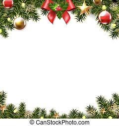 navidad, frontera