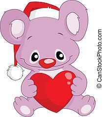 navidad, koala