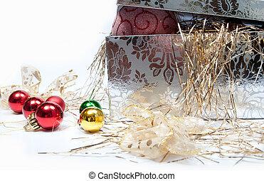 navidad, presente