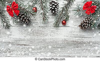 Globos, navidad, conos Imagen de archivo | csp32723768