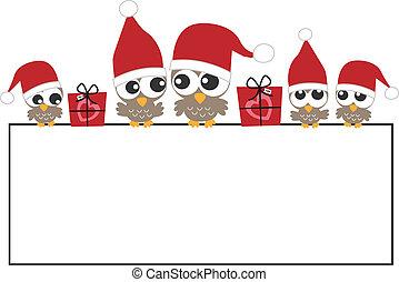 navidad, vacaciones, feliz, alegre