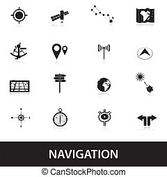 navigáció, eps10