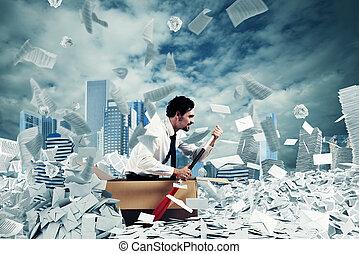 navigare, burocrazia