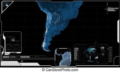 navigatiesysteem, bewaking