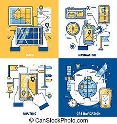 Navigation 2x2 Design Concept - Navigation 2x2 design...