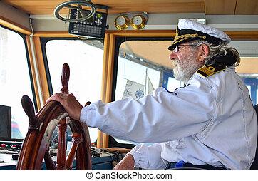 navigation, bateau