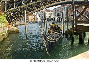 Navigation in Venice