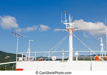 Ships antenna