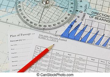 Navigation - Tide Tables - Tide tables and navigation...