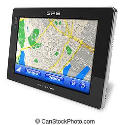 navigationsoffizier, gps