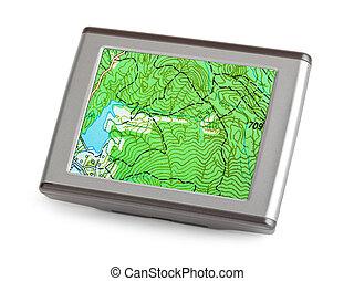 navigator, navigatiesysteem