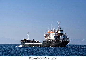 navigazione, petroliera
