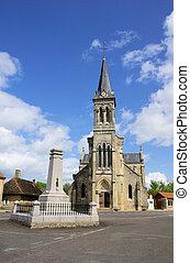 Navilly church 01