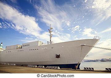 navio carga