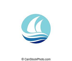 navio cruzeiro, logotipo, modelo