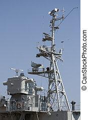 navio, dispositivos