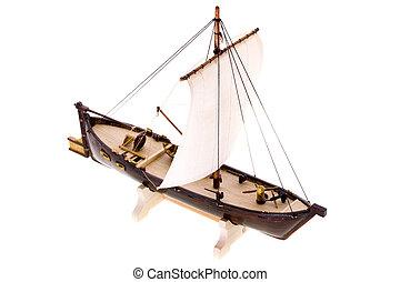 navio, modelo