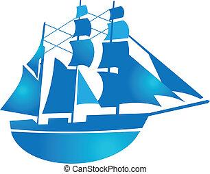 navio, pirata