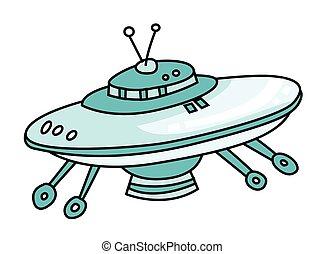 navio, ufo