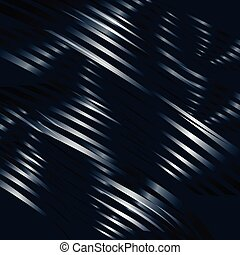 Navy Blue abstract lines vector background