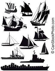 nawigacja okrętuje