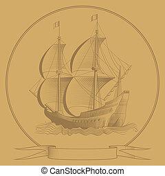 nawigacja statek