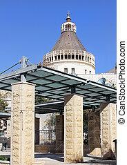 nazareth, バシリカ, イスラエル, お告げの祝日