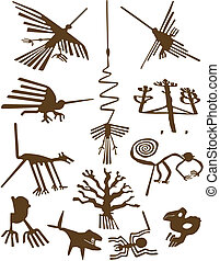 Nazca Lines illustration