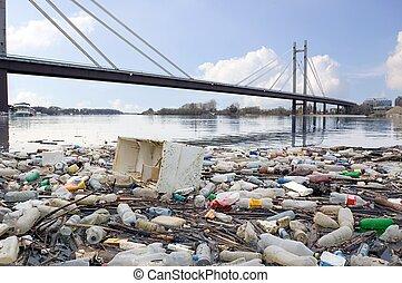 nečistý, prostředí